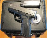 SPRINGFIELD STAINLESS XD 40 MOD-2