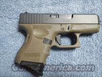 GLOCK 26 GEN 3 ORIGINAL OD GREEN