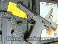 NEW Kel-Tec PMR 30 .22 magnum, gray with 2 magazines and case