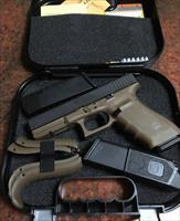GLOCK 20 GEN 4 - FDE FRAME - LIPSEY'S EXCLUSIVE! NEW IN CASE WITH THREE MAGS HARD TO FIND FRAME COLOR