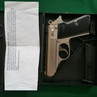 Walther PPK/S NiVel Finish