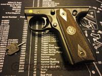 Ruger 22/45 MKIII Grip Frame Black Laminate Grips FREE SHIP