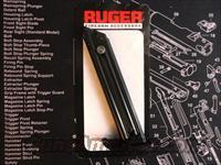 FACTORY RUGER OEM MKIII 22/45 MAGAZINE 22LR 10RD (PART# 90229)