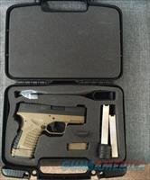 "Springfield XDS Essential 45ACP 3.3"" FDE 5RD"
