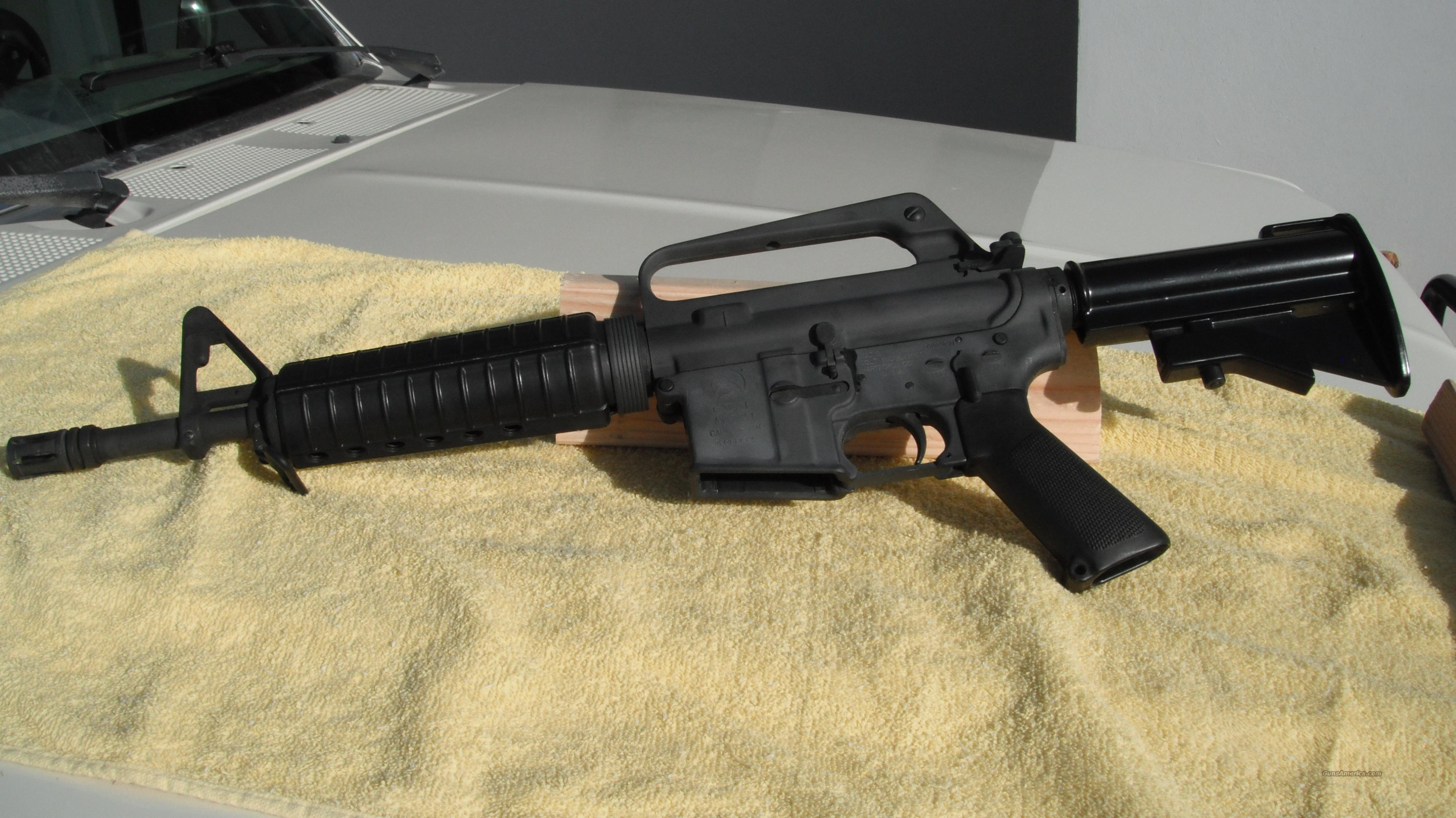 Colt M16a1 For Sale