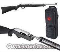 NEW RUGER 10/22TD 22LR TAKEDOWN Stainless 11100