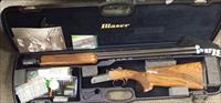Blaser F3 Sporting Standard Competition 32""