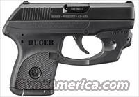 New Ruger LCP-LM (380 with Laser)