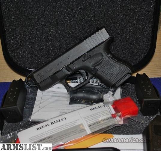 Glock 27 Gen 4 Brand New For Sale