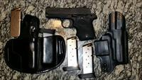 Sig P938 BRG, 4 Mags, 2 Holsters