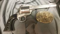 Freedom Arms model 83 454 Casull Engraved Wyoming centennial