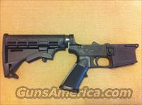 lNew Frontier Armory Model LW-15 Light weight polymer AR-15 Lower Multi Cal 5.56,223, 9mm, Just add an upper