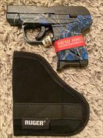 RUGER LCP II, MOONSHINE CAMOUFLAGE, 380, TALO, EXCLUSIVE,