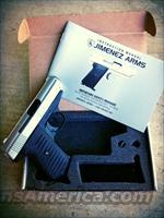 Jimenez Arms .380 Made in US better price than the Ruger LCP, or Colt,