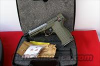 FDE Green Kelteck PMR30 With Threaded Barrel New In Box I TRADE 22 Magnum !