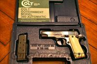 Colt Government 380 Series 80 MK IV Government 1911 With Box & 2 Mags I TRADE
