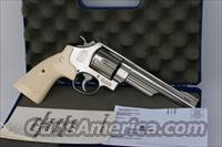 "Magna Ported Smith & Wesson Model 657 First Edition 41 Magnum Six Inch Pre Lock "" I Trade """