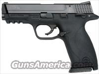 Smith and Wesson M&P22 22lr 12 shot pistol