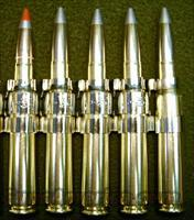 100ct., .50 BMG / 50 cal. API & APIT Ammo Belted!