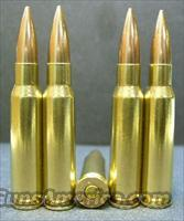 20ct, .308 Win. cal. M-118 Special Ball Match Ammo!