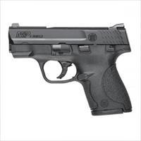 S&W  M&P SHIELD 9MM w/Thumb safety
