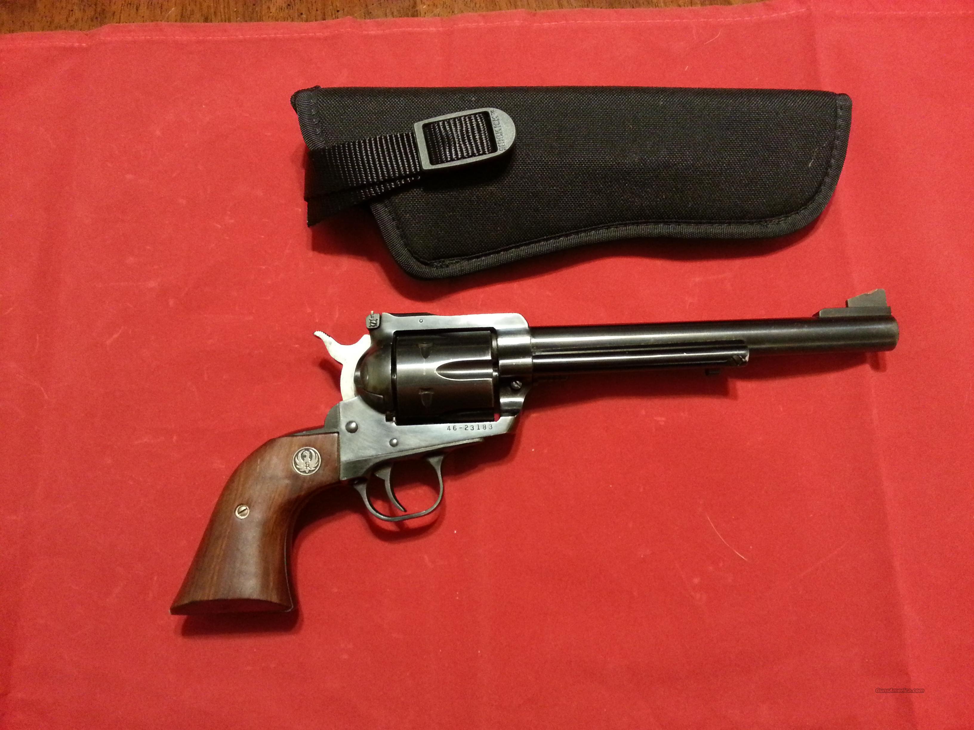 Ruger 45 Colt New Model Blackhawk w/holster