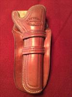 "El Paso Saddlery Co. Single Action Army Colt .45 Holster 7 1/2"" Barrel Right Handed"