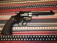"Colt Officer's Model Target - 6"" .38SPL - No Reserve -"