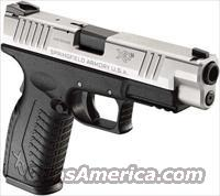 "SPH XDM 9MM 4.5"" 19RD BI-TONE No Additional Charges for Credit Cards"