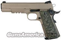 Sig Sauer Scorpion 1911 Full Size 45 ACP!!!  Layaway Available Call Us Today!!!