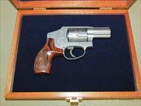 NIB M640 Engraved 357 MAG With Smith &  Wesson Display Case!!! Layaway Available Give Us A Call Today For Details!!!