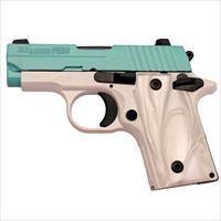 NIB Sig Sauer P238 Robins Egg!!! RARE!!! Dont Miss Out!!!
