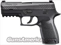 NIB Sig Sauer p320 Carry 9mm with Night Sights!!! New Arrival!!! Layaway Available Call Today For Details!!!