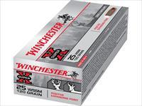 WINCHESTER 25 WSSM 20RDS  120GR POSITIVE EXPANDING POINT!!!