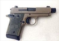 NIB Sig Sauer P938 Scorpion Elite with Threaded Barrel!!! Layaway Available Give Us A Call Today For Details!!!