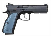 CZ 75 Shadow II 9mm Blue Aluminium Grips!!! Don't miss out on this new firearm!!! Give us a call today!!!