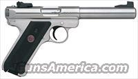 NIB Ruger MARK III Target SS/BLK GRips!!! Call Us Today!!!
