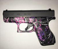 Muddy Girl Glock 42 Fox Custom Edition