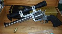 BFR in 50AE!!  No longer made!  Magnum Research Biggest Frame Revolver in 50 Action Express