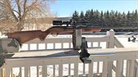Mossberg Chuckster 22 Magnum w/ Scope.  Beautiful Vintage Gun 640KB Pre 68 No Serial #