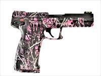 Kel Tec PMR-30, Custom MUDDY GIRL EXCLUSIVE! Free Shipping. NO CC FEES!!! Also available in Black and OD Green for less!