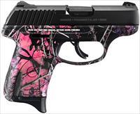 Ruger LC9s Muddy Girl W/ LaserLyte Side-Mount Laser in 9mm