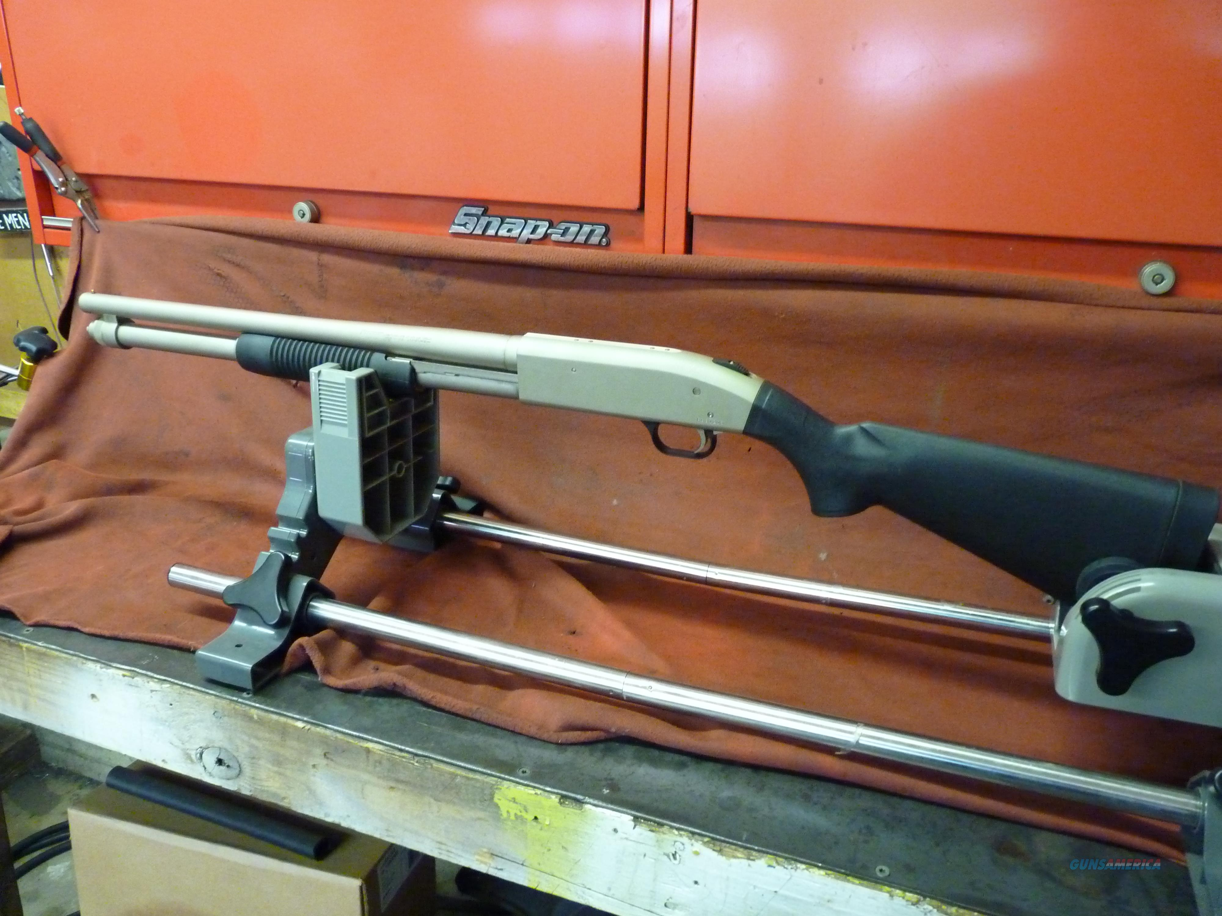 Mossberg 590 Special Purpose Mariner