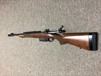 Ruger M77 Gunsite Scout .450 Bushmaster blue/wood