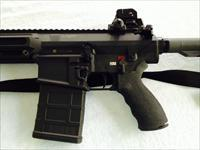 LMT 308 MWS Tactical Sniper Rifle with Harris Bipod.