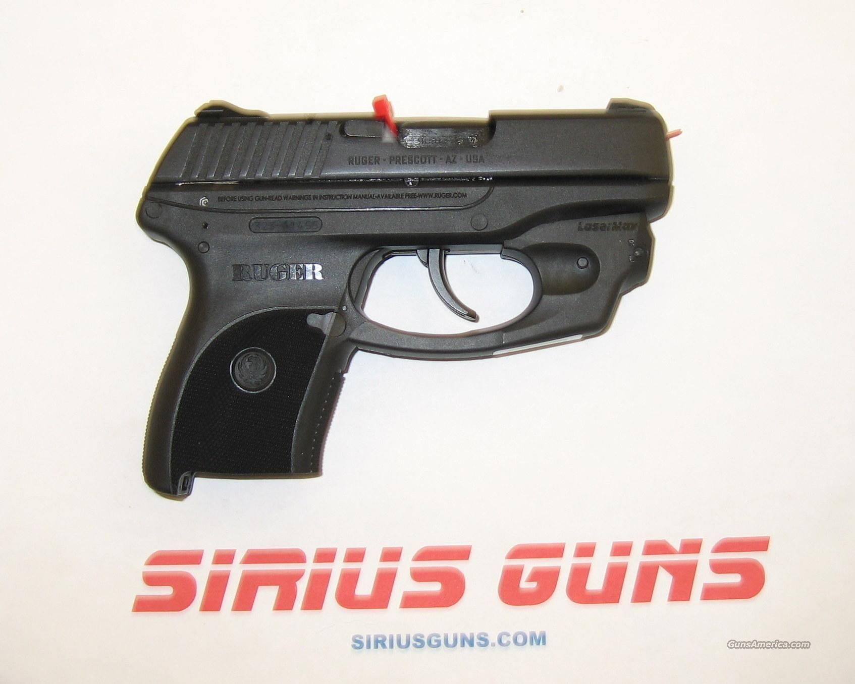 Ruger Lc9 Lasermax 9mm 71 Lc9lm 3206 Not Lcp For Sale