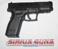 "SPRINGFIELD XD9101HCSP06 9mm 4"" 16+1 BLACK"