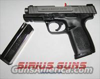 "Smith & Wesson SD9VE 9mm 4""Barrel TWO 16 Round Mags Black/SS"
