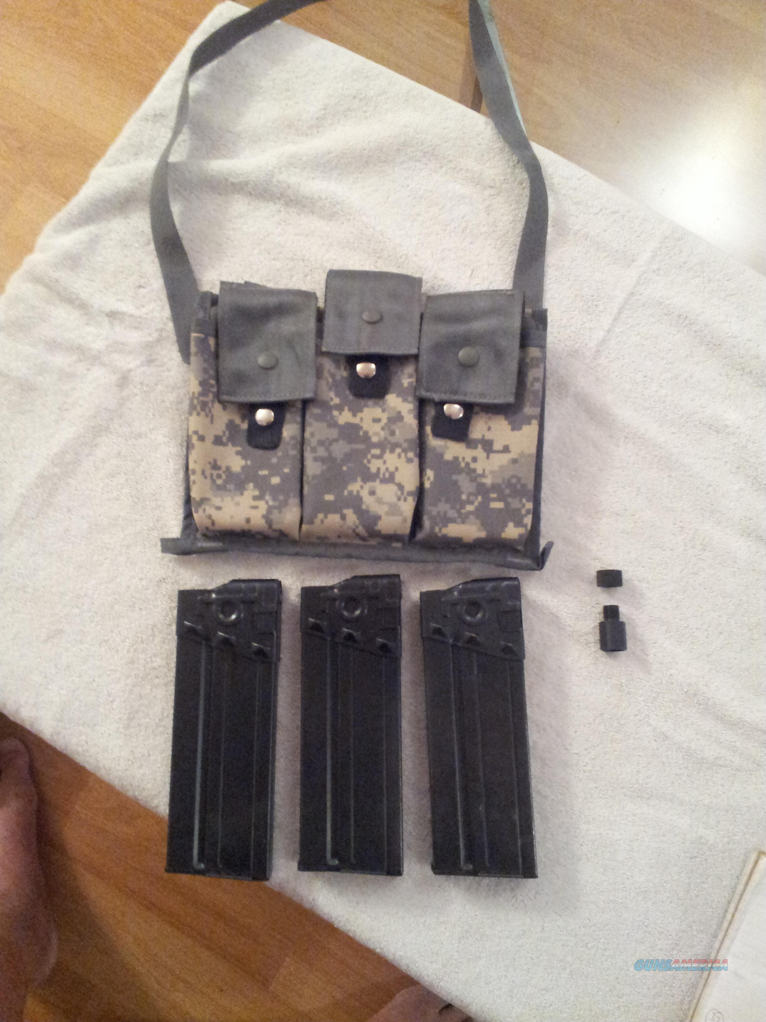 HK 91 51 G3  308 30rd Magazine package deal
