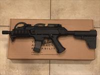 New CZ Scorpion EVO 9mm Pistol
